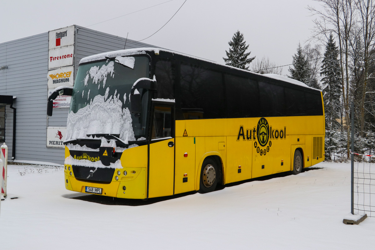 Paide, Volvo 9900 № 548 MPL