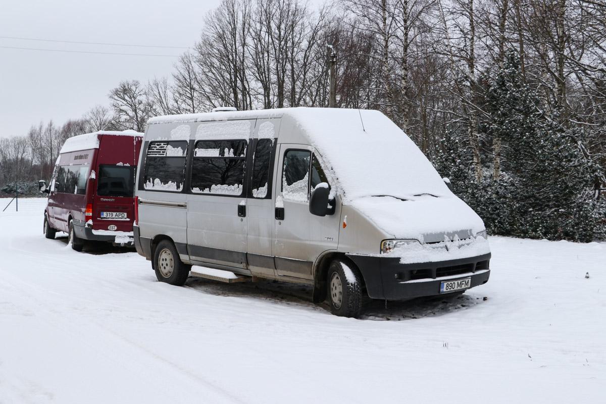 Viljandi, Peugeot Boxer № 890 MFM