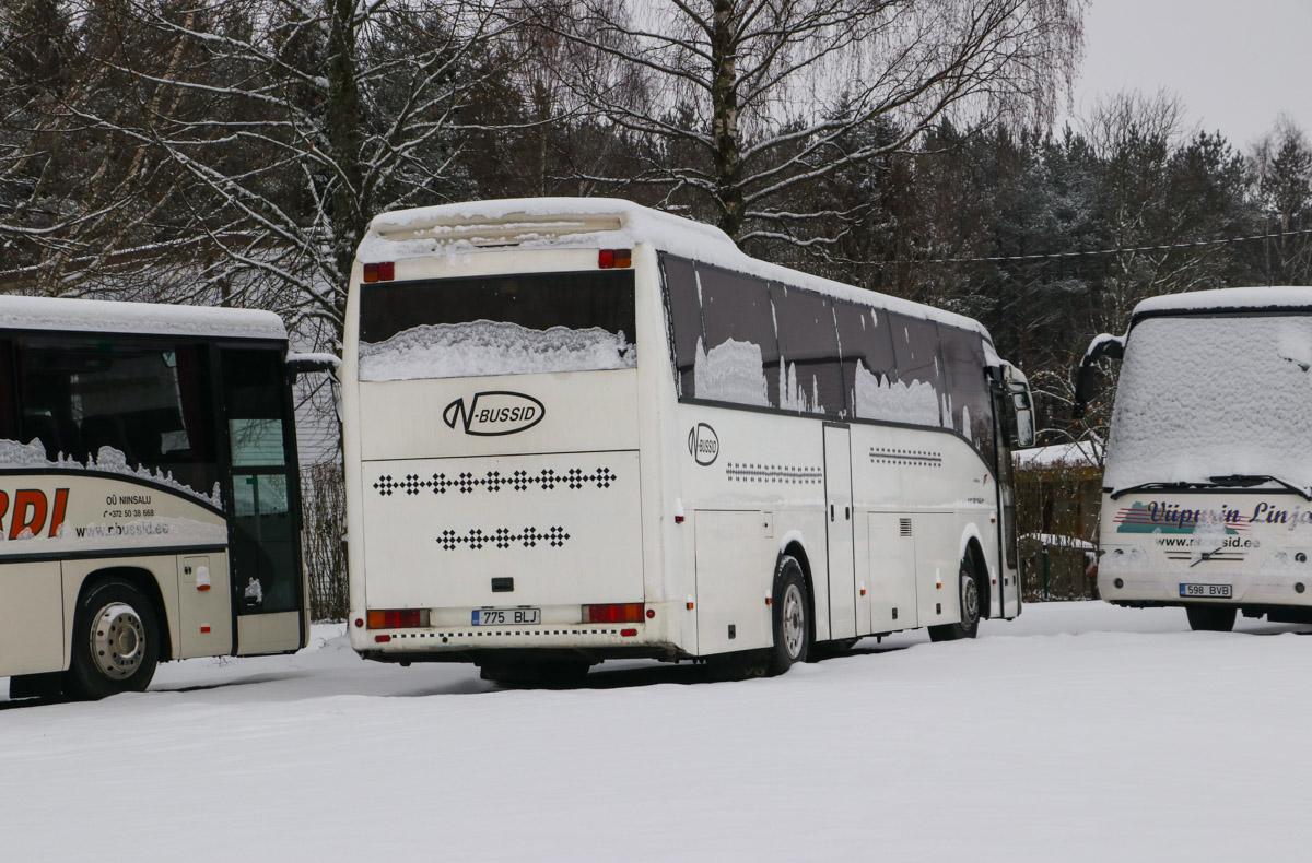 Paide, Jonckheere Mistral 50 № 775 BLJ