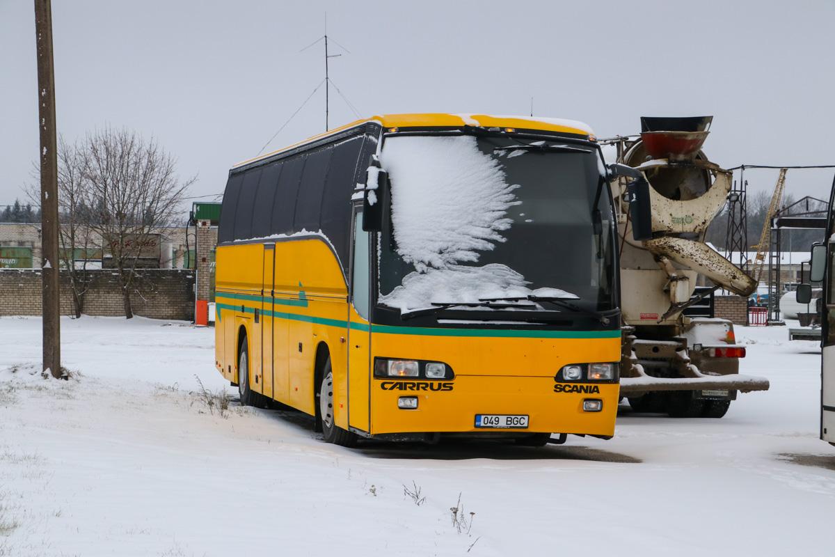 Viljandi, Carrus Star 602 № 049 BGC