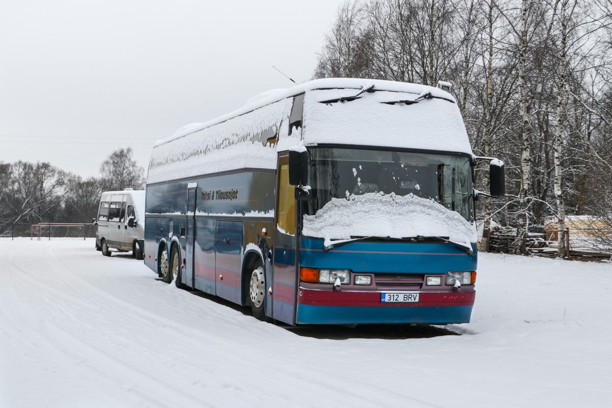 Viljandi, Carrus Superstar № 312 BRV