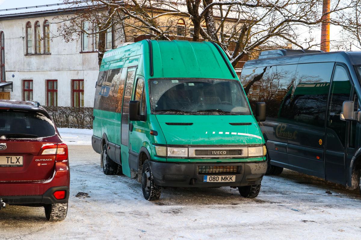 Tallinn, IVECO Daily 50C13V № 080 MKK