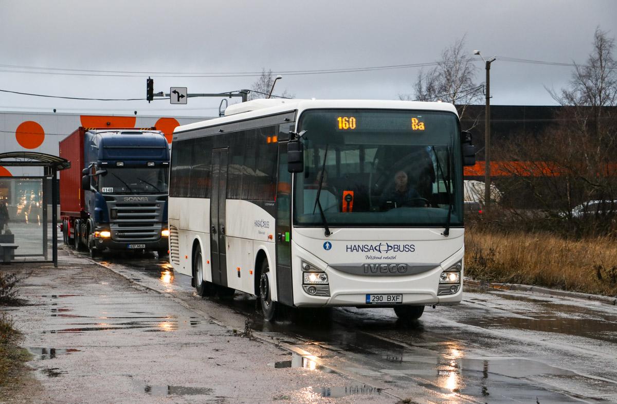 Tallinn, IVECO Crossway Line 10.8M № 290 BXF