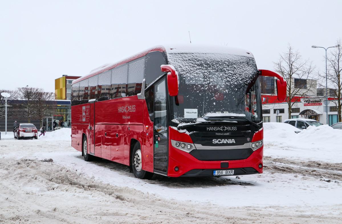 Rakvere, Scania Interlink HD № 956 BXR