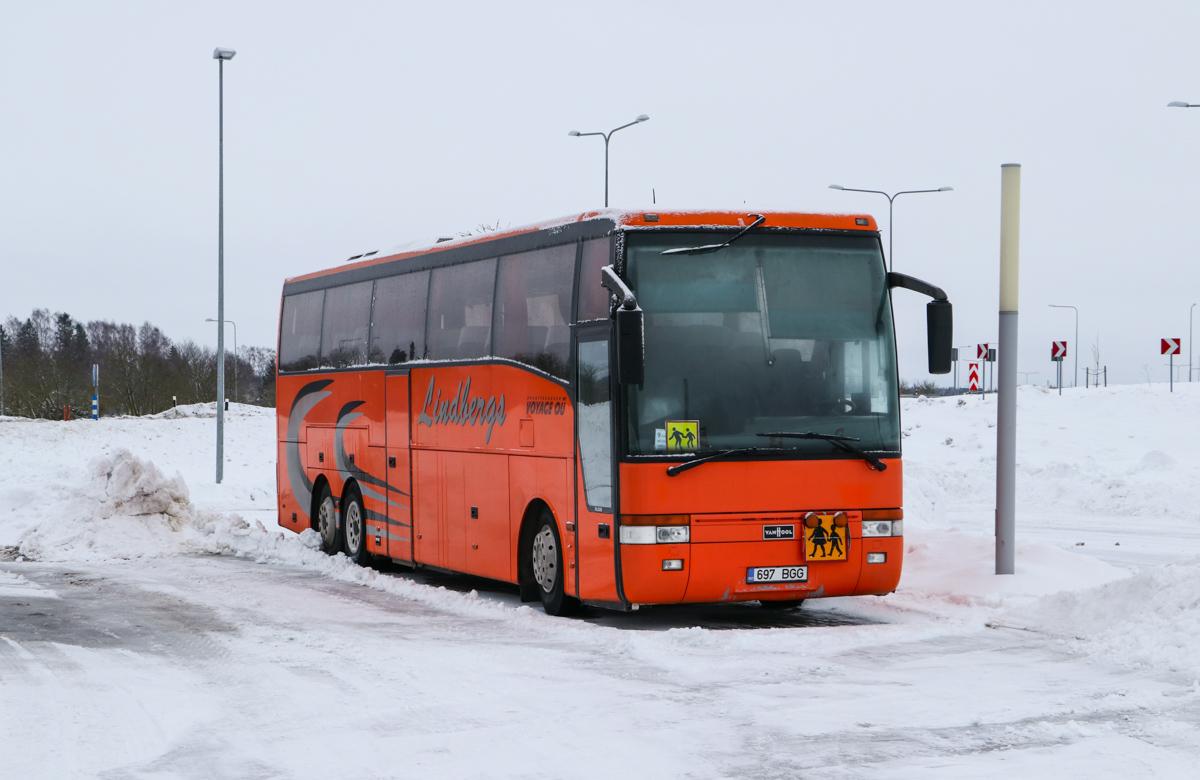 Kohtla-Järve, Van Hool T9 Alizée 361NA № 697 BGG