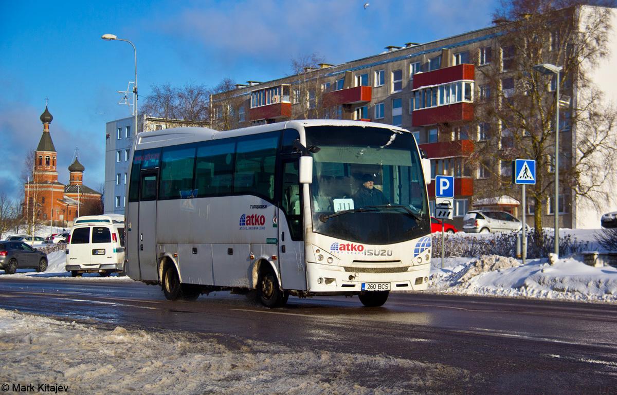 Tallinn, Isuzu Turquoise № 260 BCS