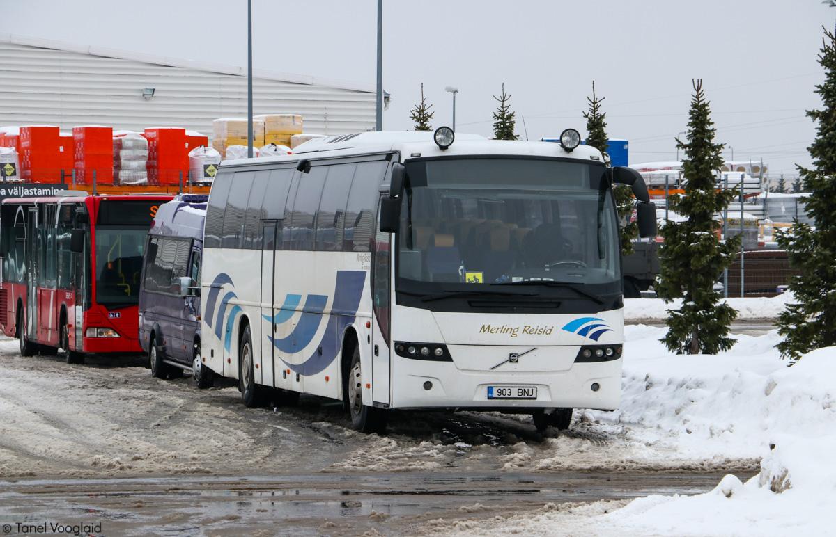 Võru, Volvo 9700S № 903 BNJ