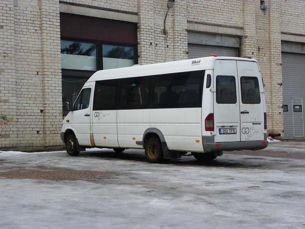Kärdla, Mercedes-Benz Sprinter 416CDI № 202 TFS