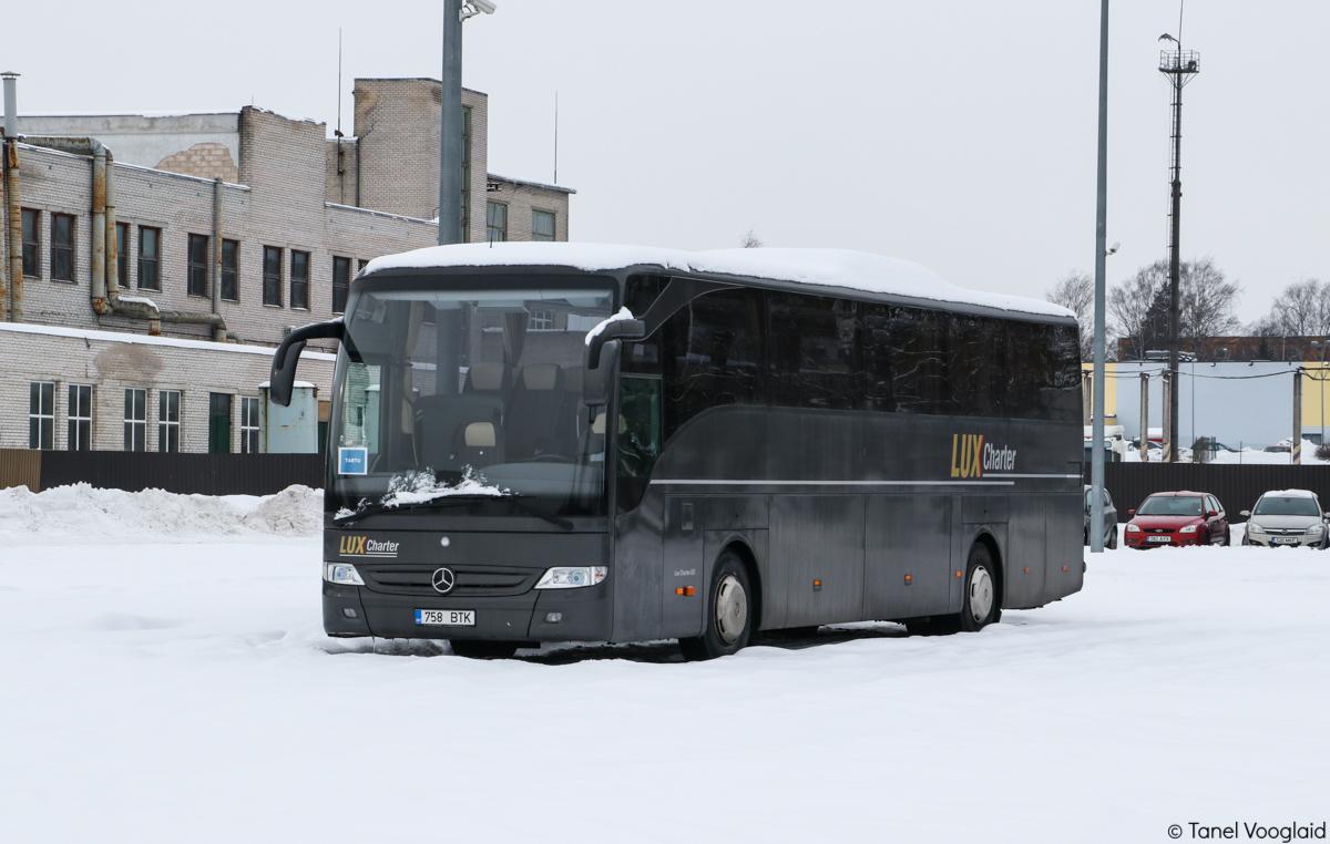 Tallinn, Mercedes-Benz O350-15RHD-II Tourismo № 758 BTK