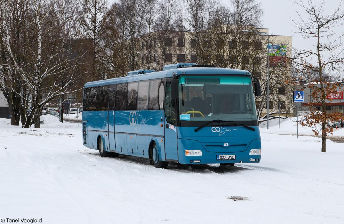 Tartu, SOR C 12 № 036 BND