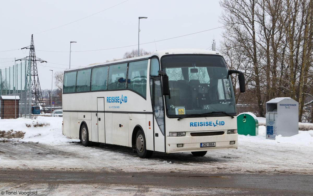 Tartu, Berkhof Axial 70 № 262 BBA