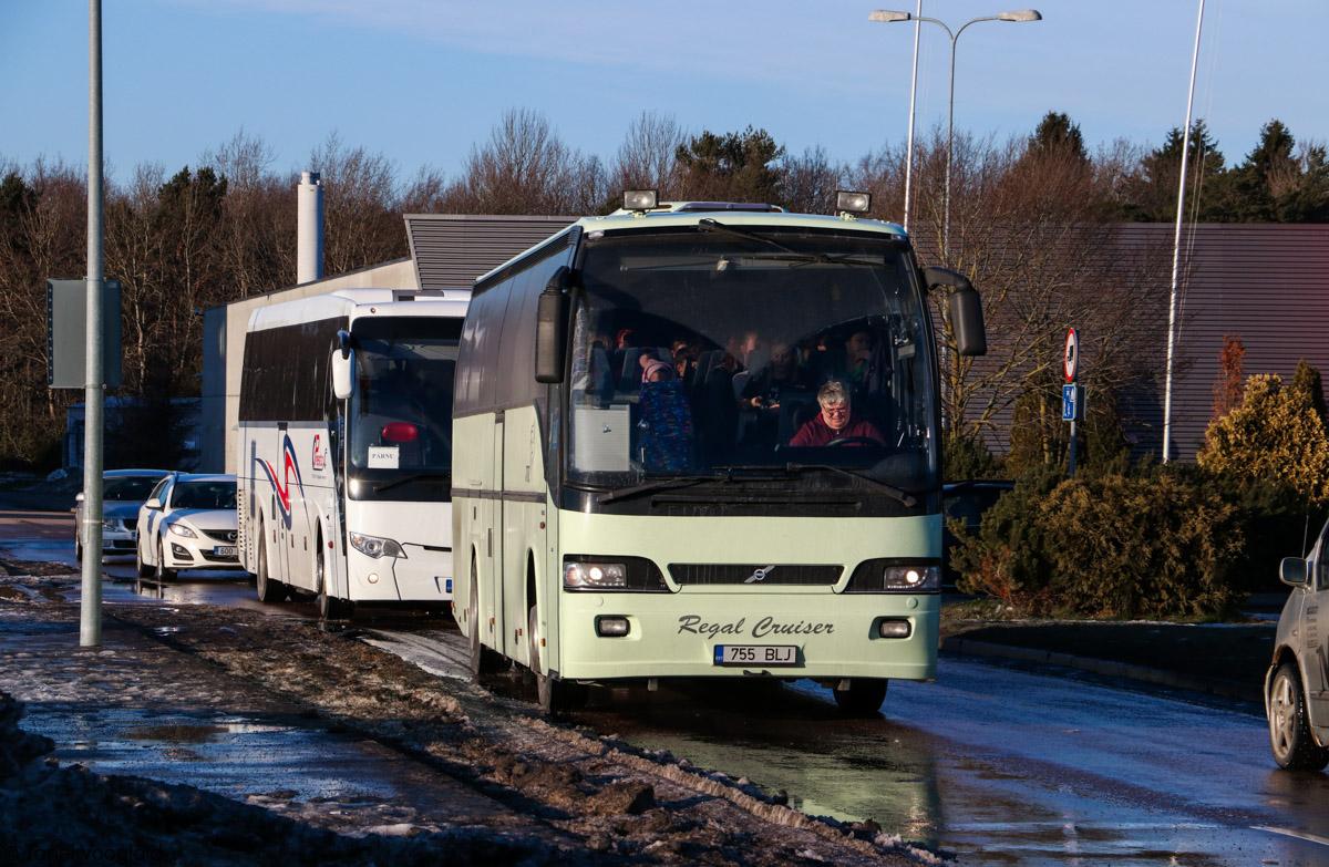 Paide, Carrus Regal 350 № 755 BLJ