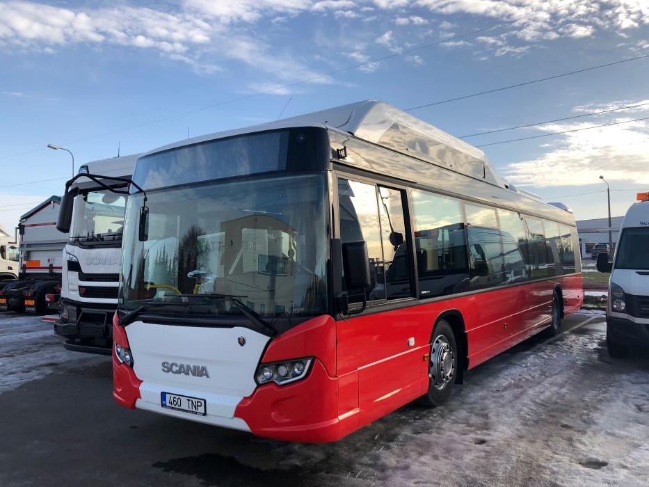 Tartu, Scania Citywide LF CNG № 460 TNP