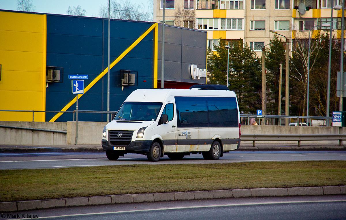 Tallinn, Volkswagen Crafter № 199 MFZ