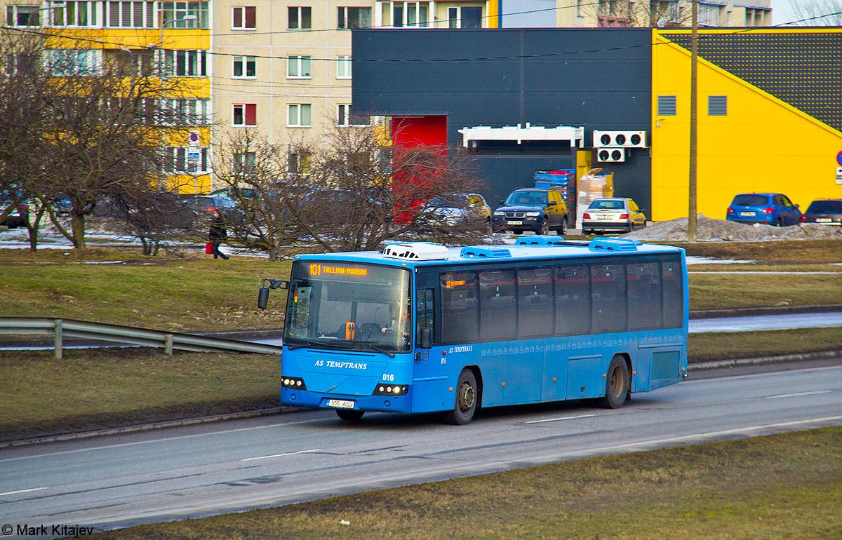 Maardu, Volvo 8700LE № 016