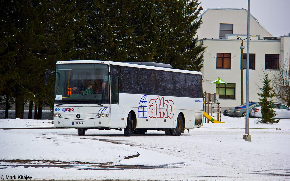 Tallinn, Mercedes-Benz Intouro № 261 BCS
