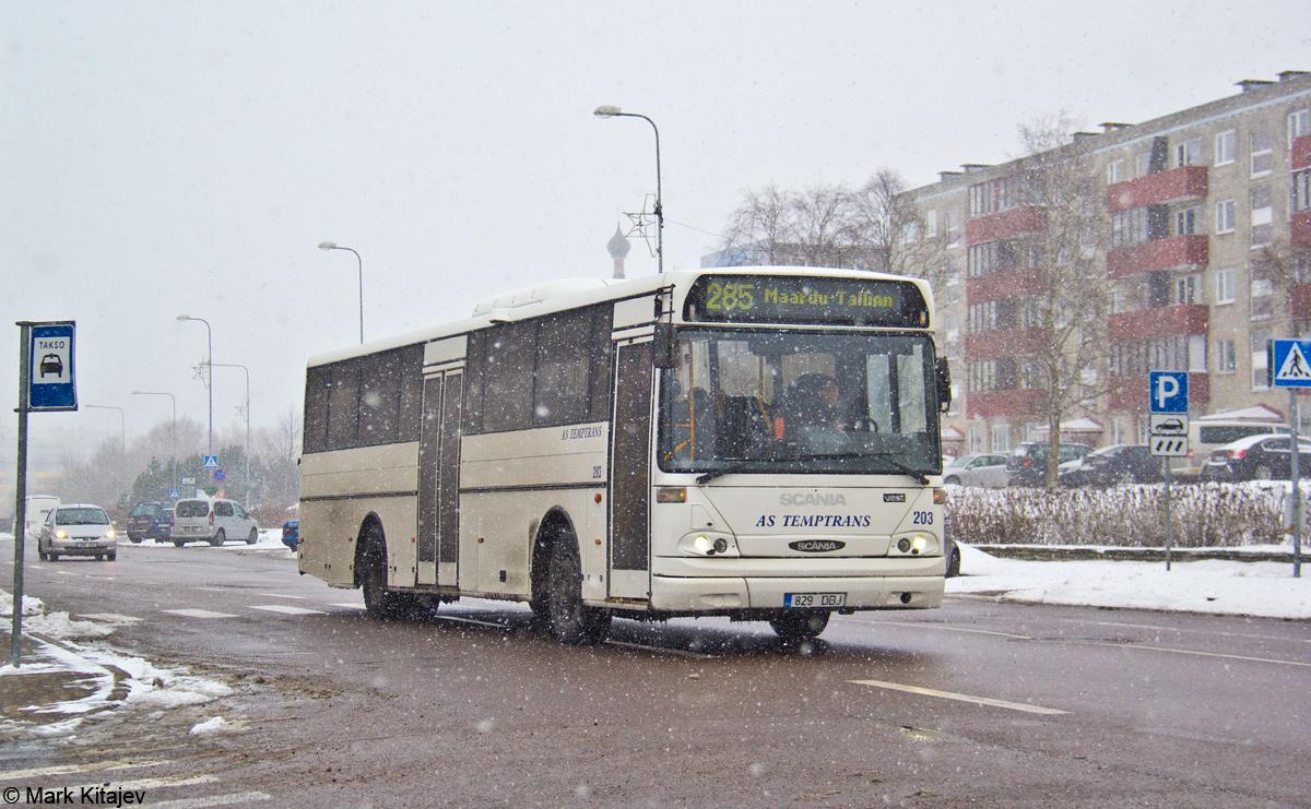 Maardu, Vest V25 № 203