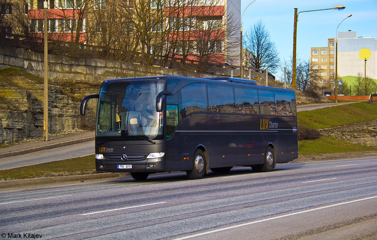 Tallinn, Mercedes-Benz O350-15RHD-II Tourismo № 755 BTK