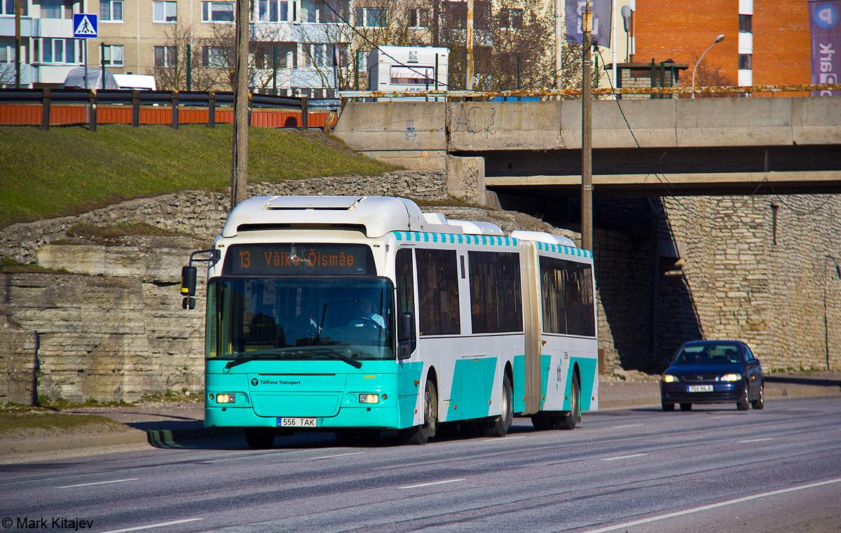 Tallinn, Volvo 7500 № 3556