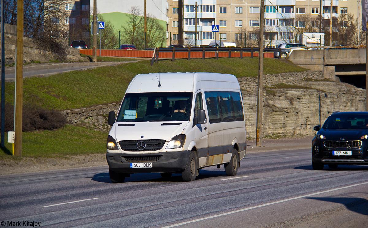 Tallinn, Mercedes-Benz Sprinter 311CDI № 960 BLK