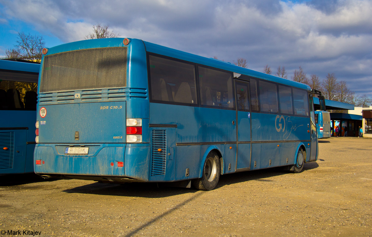 Põlva, SOR C 10.5 № 962 BML