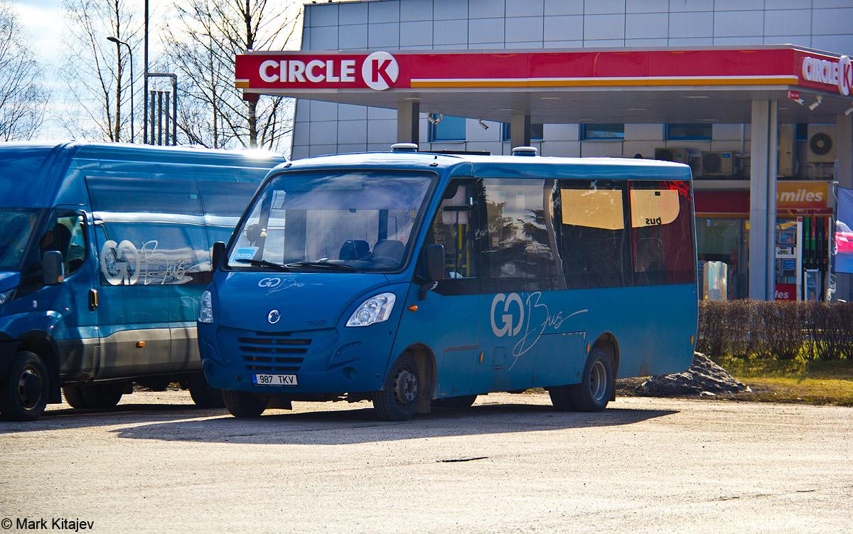 Tartu, Kapena Thesi № 987 TKV