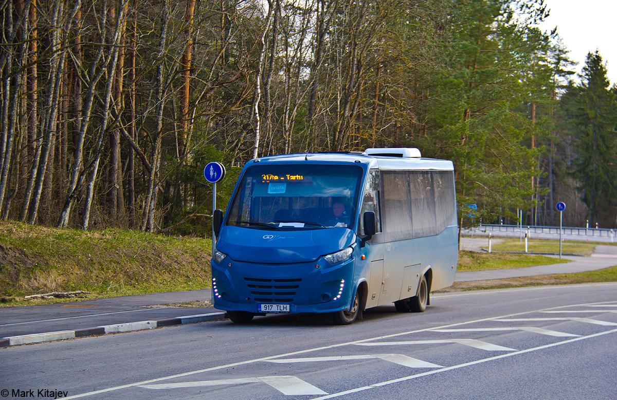 Tartu, Kapena Thesi CNG № 917 TLH