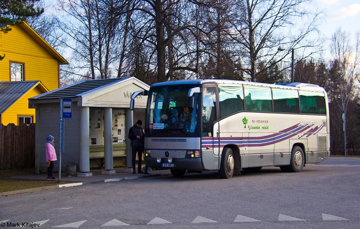 Põlva, Mercedes-Benz O404-10RHD № 331 BKJ