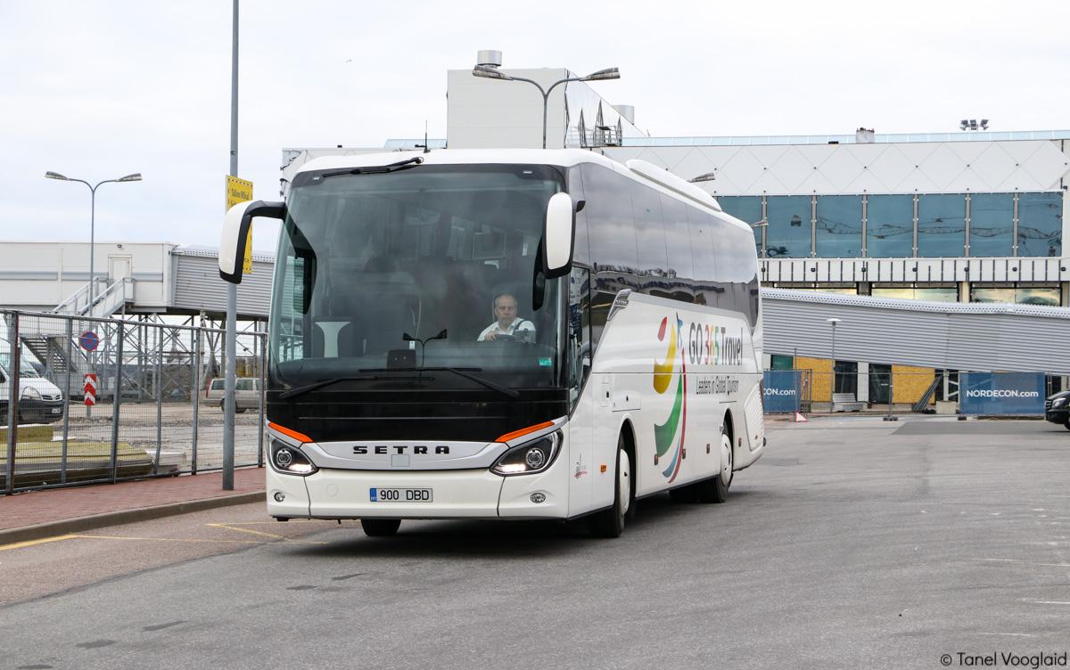 Pärnu, Setra S515HD № 900 DBD