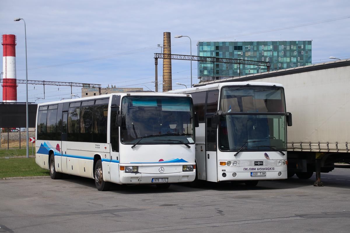 Tartu, Gangloff Transpol № 978 TJL