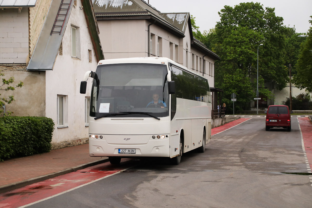 Tallinn, Volvo 9700H № 227 MJM