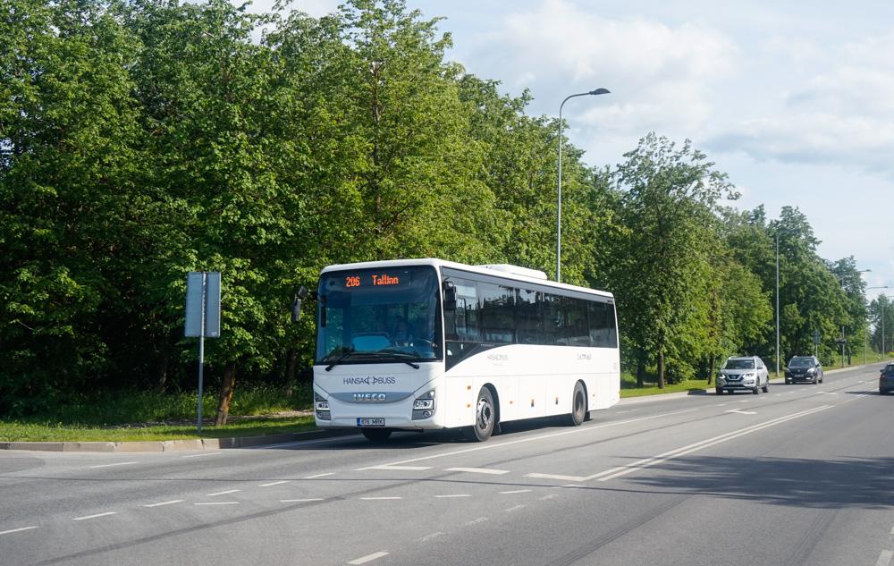 Tallinn, IVECO Crossway Line 10.8M № 876 MRK