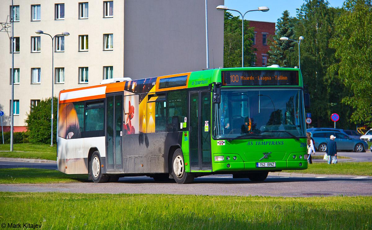 Maardu, Volvo 7700 № 204