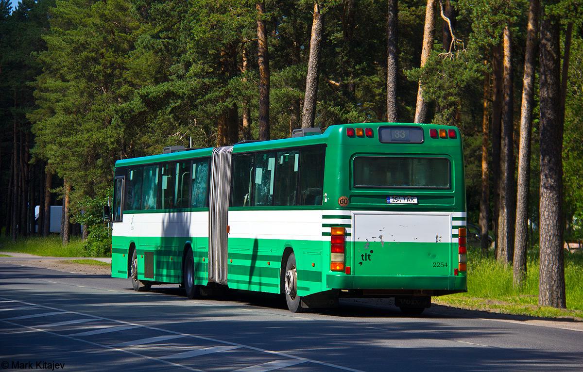Tallinn, Säffle 2000 № 2254
