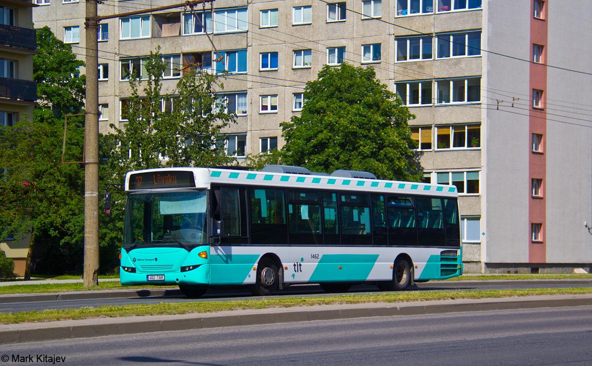 Tallinn, Scania OmniLink CK270UB 4X2LB № 1462