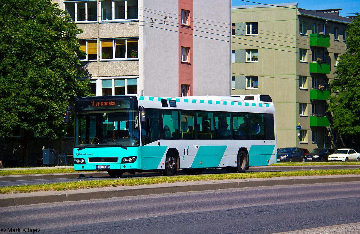 Tallinn, Volvo 7700 № 1123