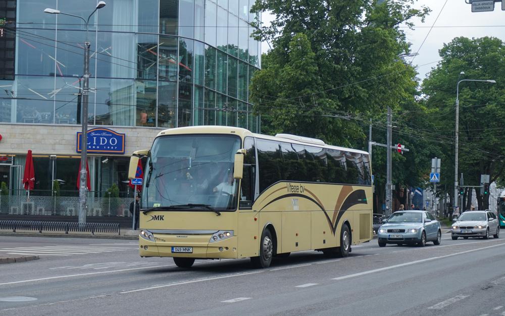 Rakvere, VDL Berkhof Axial 50 № 049 MNK