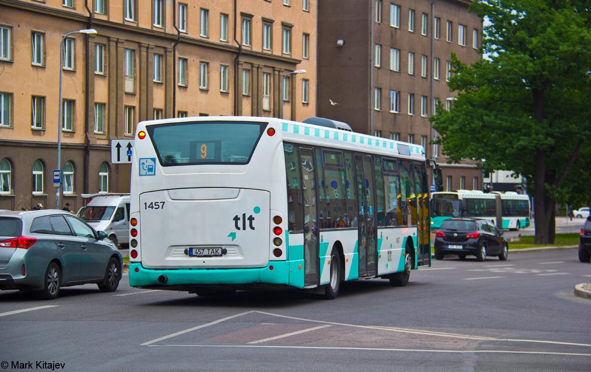 Tallinn, Scania OmniLink CK270UB 4X2LB № 1457