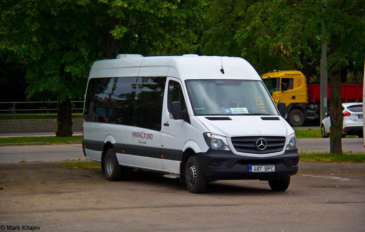 Rapla, Mercedes-Benz Sprinter 516CDI № 487 BPC
