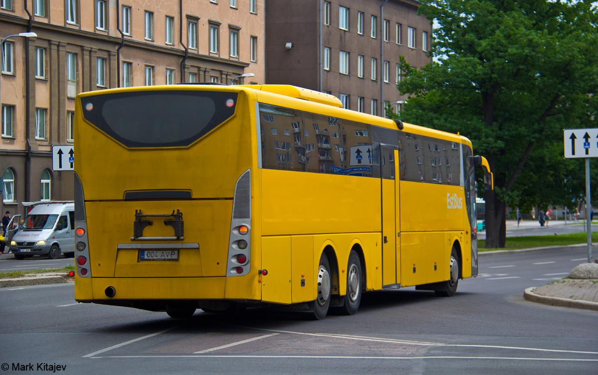 Tallinn, Scania OmniExpress 340 № 004 AVP