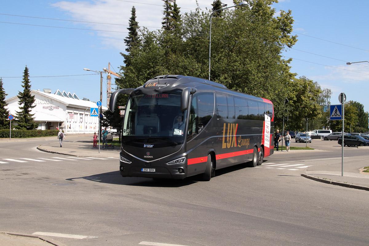 Tallinn, Irízar i8 15-3,7 № 258 BRK