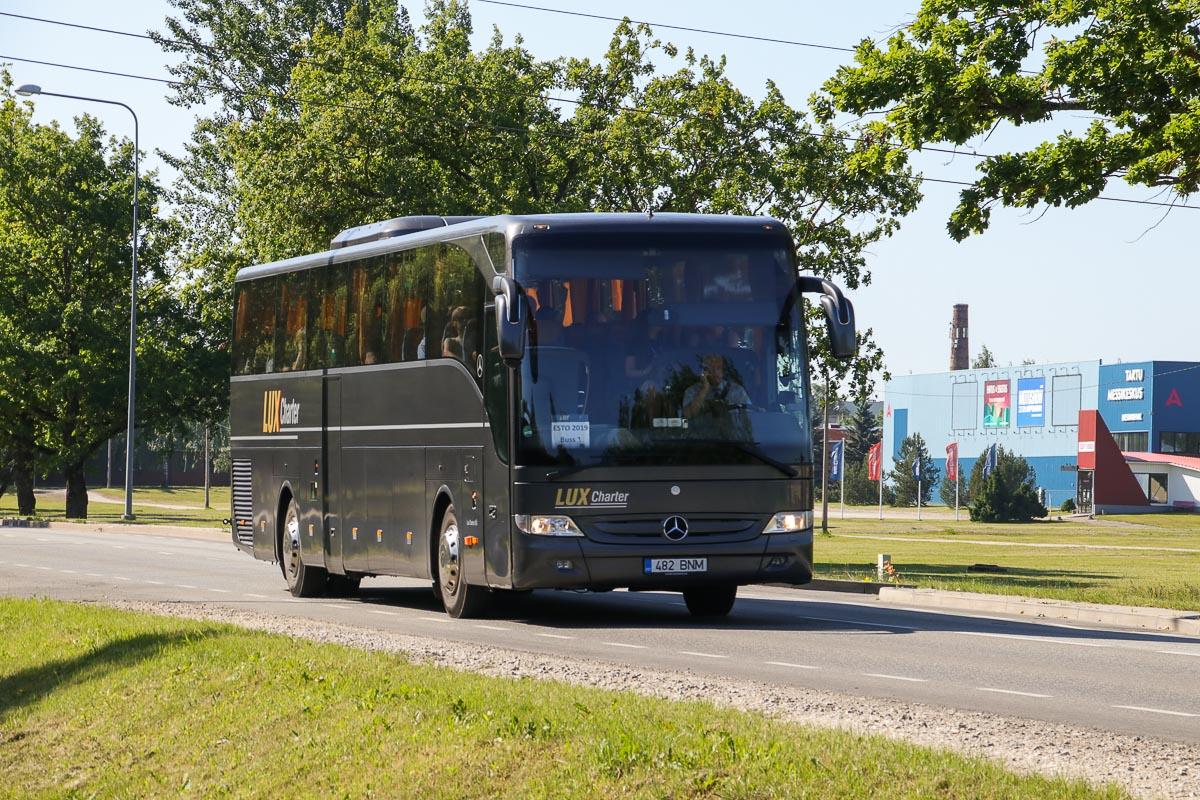 Tallinn, Mercedes-Benz Evobus Tourismo RHD-M/2A № 482 BNM