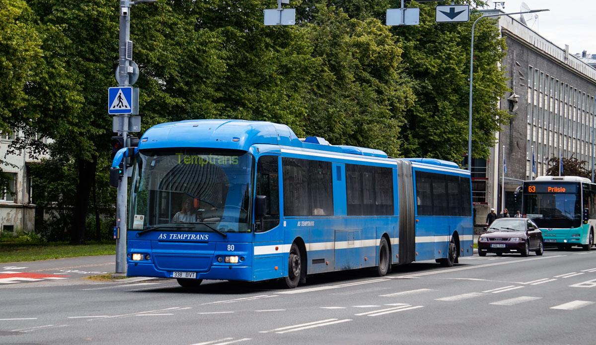 Maardu, Volvo 8500LEA № 80 Tallinn — XXVII laulu- ja XX tantsupidu (Minu arm)