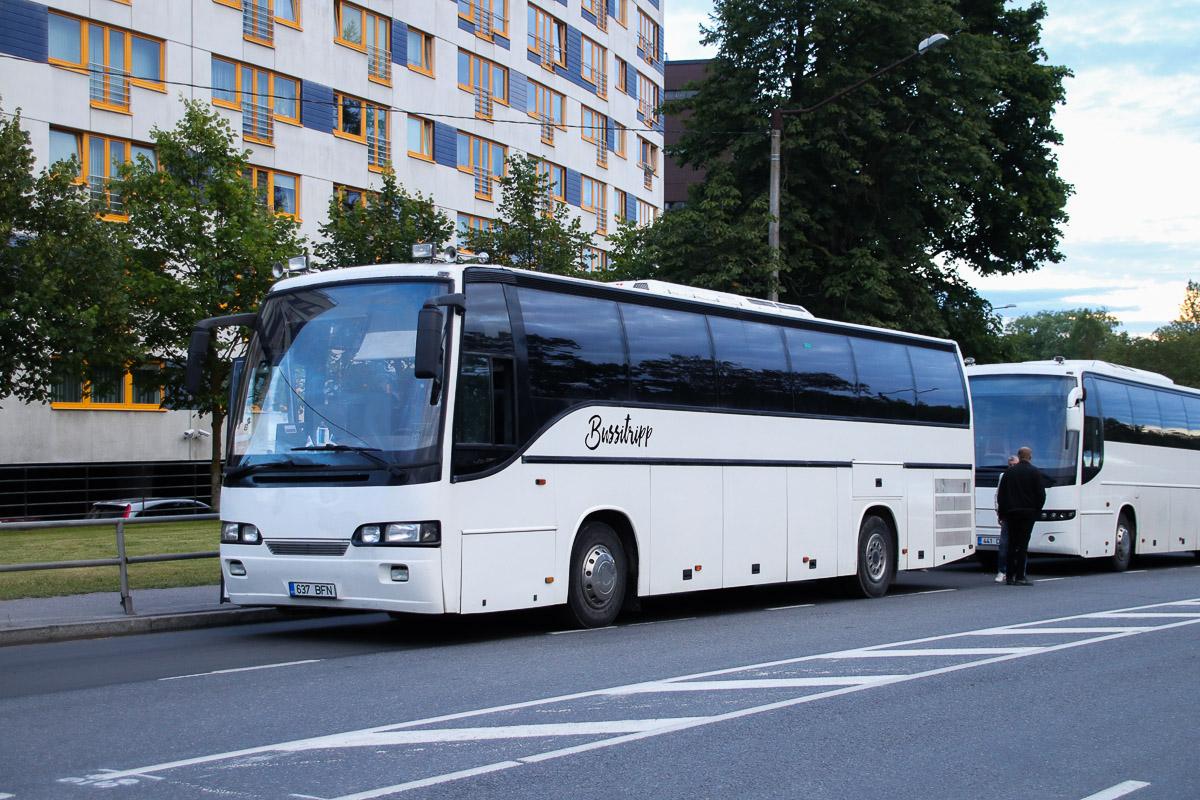 Tallinn, Carrus Classic III 360 № 637 BFN Tallinn — XXVII laulu- ja XX tantsupidu (Minu arm)