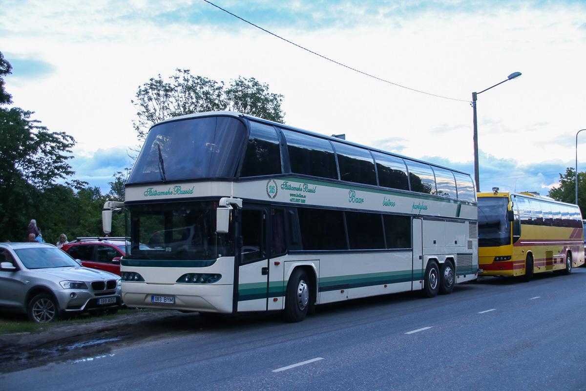Tallinn, Neoplan N122/3L Skyliner № 083 BYM Tallinn — XXVII laulu- ja XX tantsupidu (Minu arm)