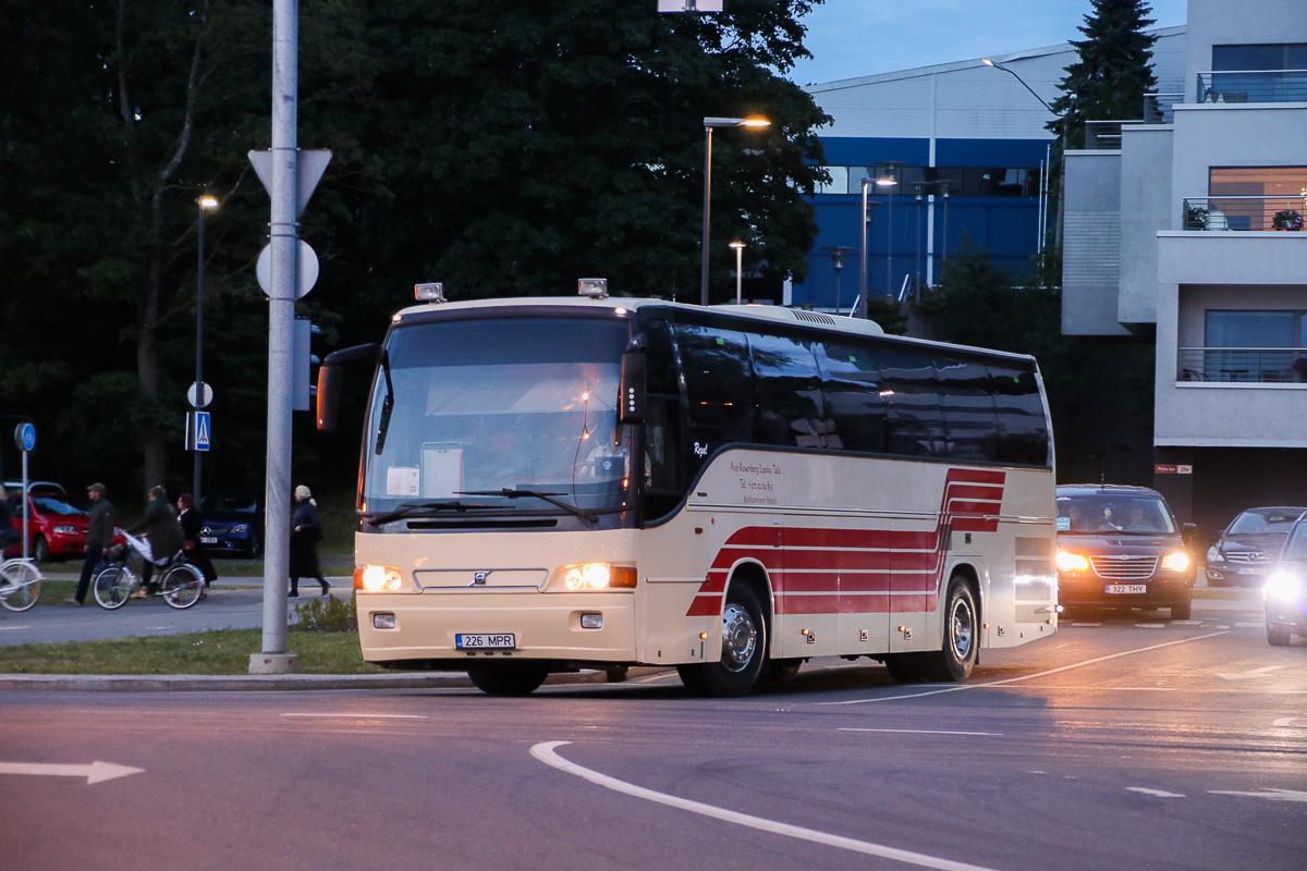 Valga, Carrus Regal 350 № 226 MPR Tallinn — XXVII laulu- ja XX tantsupidu (Minu arm)