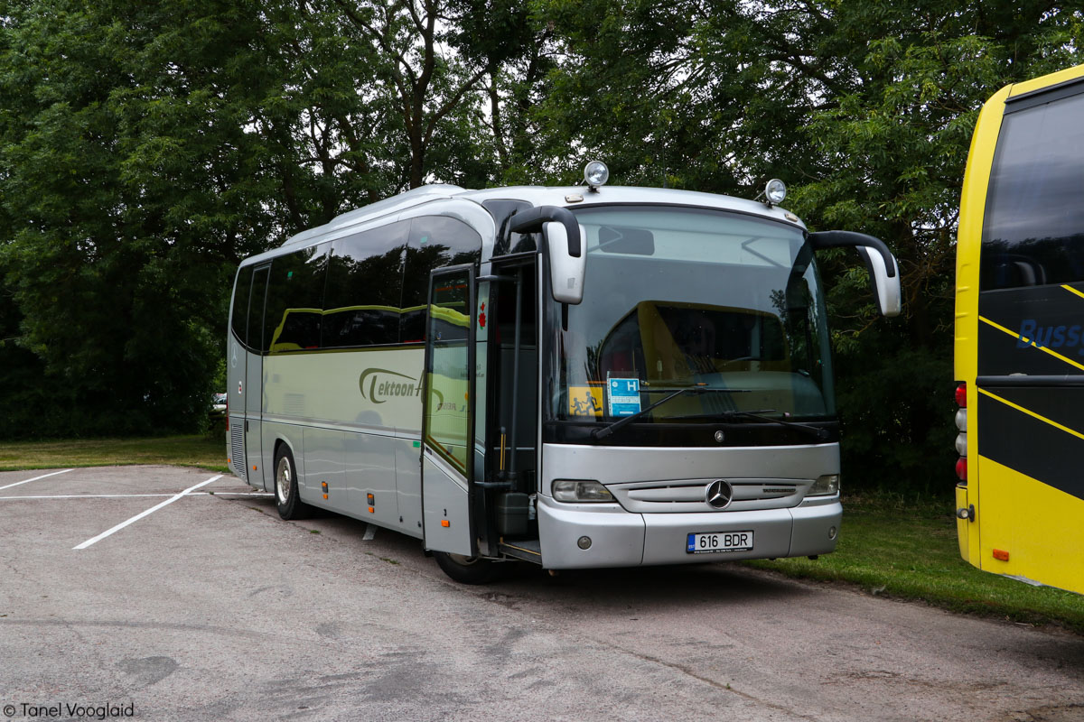 Tallinn, Mercedes-Benz O510 Tourino № 616 BDR Tallinn — XXVII laulu- ja XX tantsupidu (Minu arm)