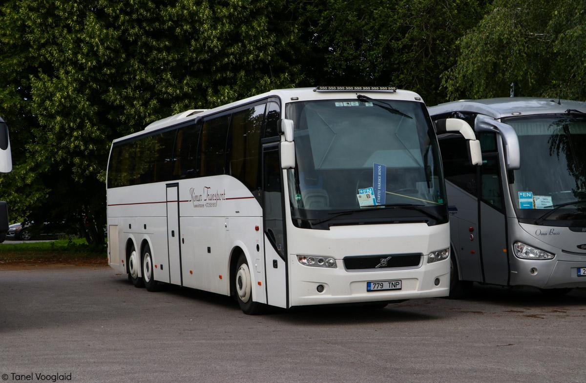 Tartu, Volvo 9700HD NG № 779 TNP Tallinn — XXVII laulu- ja XX tantsupidu (Minu arm)