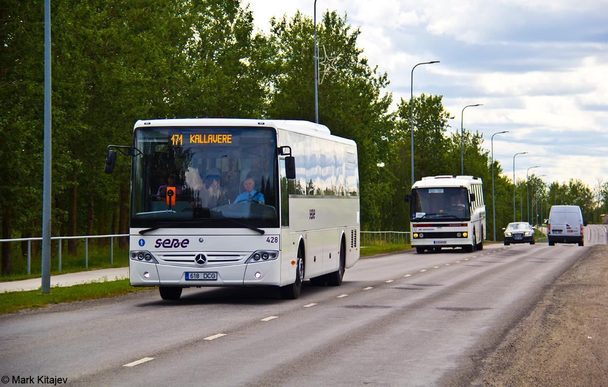 Tallinn, Mercedes-Benz Intouro № 428