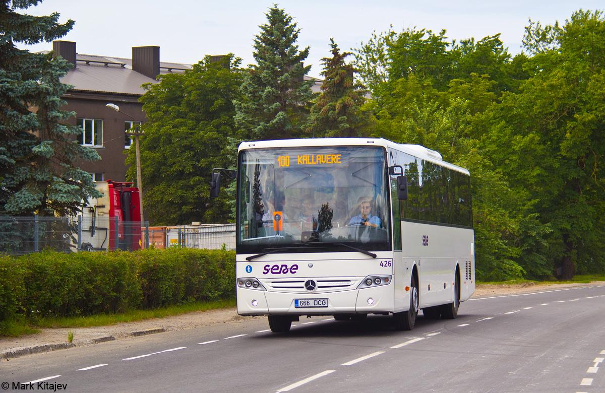 Tallinn, Mercedes-Benz Intouro № 426